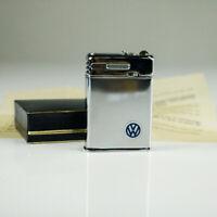 VW Werbung Feuerzeug Fuma Lux Taschenlampe Käfer NOS Oldtimer 50er Jahre