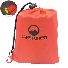 "Portable Waterproof Outdoor Pocket Blanket (72"" x 56"") - Picnic, Beach, Camping"