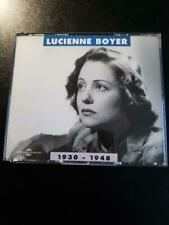 Lucienne Boyer 1930-1948 by Lucienne Boyer (CD, May-2003, Frémeaux)