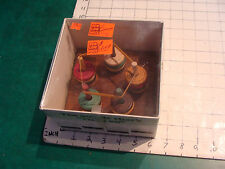 VINTAGE  wooden puzzle, SKOR-MOR's RIGHT ON----1980 IN BOX