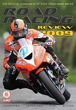 Road Racing review 2009 (New DVD) Ulster GP Cookstown 100 Tandragee S100