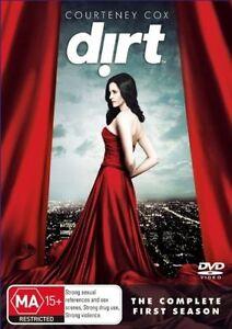 Dirt: Season 1 (DVD 4-Disc Set)  Region 4 - Very Good Condition