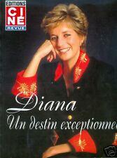 Princess Diana: AN EXCEPTIONAL DESTINY RARE PHOTO BOOK