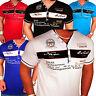 Herren T-Shirt Kurzarm Shirt v-Neck V-Ausschnitt Trend Übergröße M-4XL Neu t.3.6