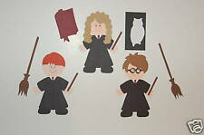 Wizard Die Cut/Cuts Set*Resembles Book/Movie Characters