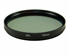 Polarizer CPL Filter 72mm FOR Canon XL1, XL2 NEW Camera Camcorder from US Seller