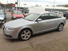 2007 AUDI A6 S LINE - SPARES OR REPAIRS - STILL RUNS AND DRIVES