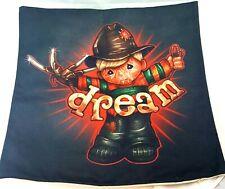 Nightmare on Elm Street Pillow Case - Freddy Krueger Pillow Freddy Horror Pillow