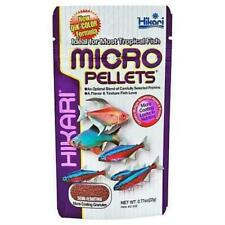 Hikari Micro Pellets 22g - Fish Food For Most Small Tropical Fish semi floating