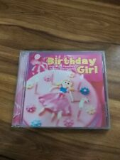 Birthday Girl Sing-along Favourites For Her Special Day CD Celebration A Plus...