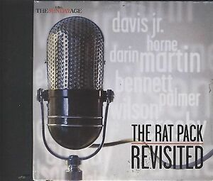 The Rat Pack Revisited CD Sleeve