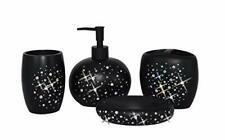 Wodlo - Star all Sky Bathroom Accessories Set - Complete Bath Accessory Sets .