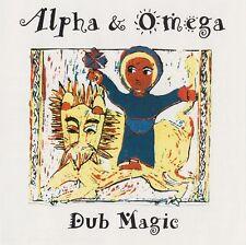 ALPHA & OMEGA - Dub Magic LP - UK Dub masterpiece - NEW COPY