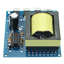 500W Tablero del Inversor Boost DC 12V a 380V Transformador Convertidor de alimentación de CA 220V