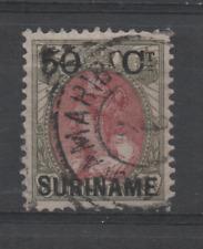 A669 Suriname 34 gestempeld