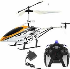 Radio Remote Controlled 2-Channel Helicopter Flying Toy with Charger