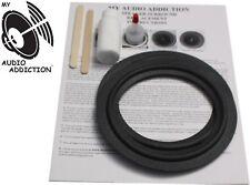 "Speaker Surround Repair Kit JBL 2600  J2060  HP420  506G  6.5"""