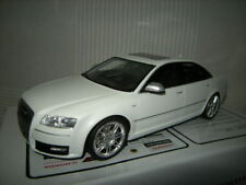 1:18 Otto Mobile Audi A8 S8 Typ D3 white/weiss Limited 1 of 999 pcs. in OVP