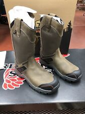 Irish Setter 83936 Men's Size 9 D Waterproof Safety Toe Boots