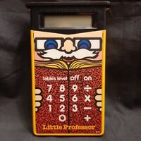Teacher Texas Instruments Little Professor Vintage 1978 Missing Battery Cover
