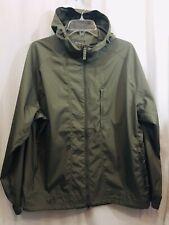 Royal Robbins Women's Green Light Weight Windjammer Jacket Size XL *