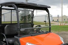 Kubota RTV X900 X1120 X1140 2 piece Full Vented Windshield