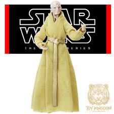 """SUPREME LEADER SNOKE - Star Wars Black Series The Last Jedi 6"""" Figure • IN STOCK"""