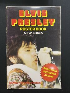 Elvis Presley Poster Book New Series