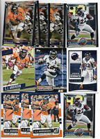 (30) card CJ Anderson mixed lot, Los Angeles Rams