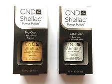 CND Shellac BASE TOP COAT MADE IN USA Qualità Top