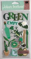 """Jolee's Boutique """"Green Goodies"""" Dimensional Stickers"""