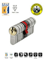 Era Fortress 3 Star High Security Euro Cylinder Lock UPVC Doors Anti Snap TS007