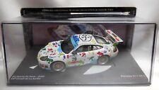 IXO ALTAYA 1/43 PORSCHE 911 GT3 #78 Chauvin Zadra Laribière 24H LE MANS 2000