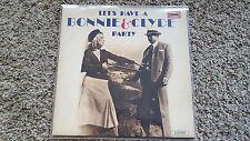 The Tonics = The Lipsticks - Let's have a Bonnie & Clyde Party Vinyl LP