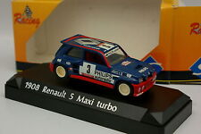 Solido 1/43 - Renault 5 Maxi Turbo Tour de Corse