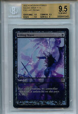 MTG Killing Wave  BGS 9.5 Gem Mint Avacyn Restored Full Art Foil Magic Card