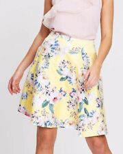 BNWT Review Neroli Floral Skirt Size 6
