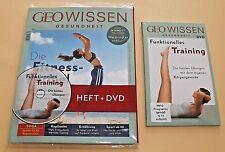 GEO WISSEN Gesundheit Nr.07 2018 Die Fitness-Formel + DVD ungelesen