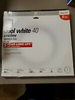 Case of 6 New GE Circline Cool White Fluorescent Lamp Bulb 4 Pin 40W