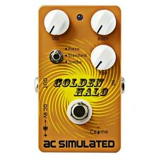 Caline CP-35 Golden Halo Acoustic Simulator Sim Pedal