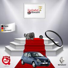 Kit Courroie de Distribution+Pompe à Eau Renault Clio I II 1.4 55KW 75CV à