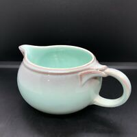 LU-RAY PASTELS GREEN Taylor Smith & Taylor CREAMER 1940's Excellent Condition