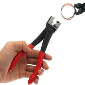Metal Clic & Clicr-R Type Hose Clip Plier Collar Clamp CV Boot Swivel Tool DIY