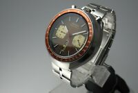 Vintage 1977 JAPAN SEIKO SPEED-TIMER 6138-0040 21Jewels Automatic.