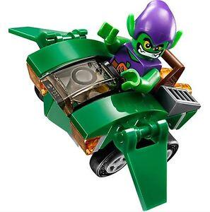 Lego® - Minifigur Green Goblin SH249 Super Heroes Mighty Micros (aus Set 76064)