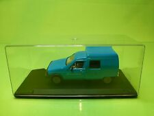 ELIGOR CITROEN VISA FOURGONETTE - FRANCE TELECOM - BLUE 1:43 - EXCELLENT IN BOX