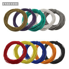 DX1210  10 ROLLS 1.0 AMP STRANDED EQUIPMENT WIRE 100 mtr New