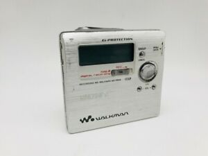 MD0953 Normal  SONY PORTABLE MINIDISC RECORDER MZ-R909  Silver