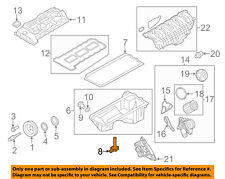 BMW OEM 14-18 X5-Oil Fluid Level Sensor 12618608780