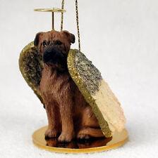 BULLMASTIFF ANGEL DOG CHRISTMAS ORNAMENT HOLIDAY Figurine Statue